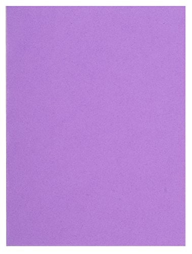 Paquet 10Chemises Flash 220Forever Assorti. Pack of 100 24x32cm220g/m² Lilac