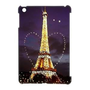LTTcase DIY Custom Eiffel Tower 3D Case for ipad mini