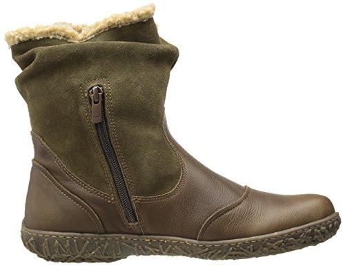 Kaki Fur Nido Naturalista Women's Ankle Lined El Boots TPqz1pw