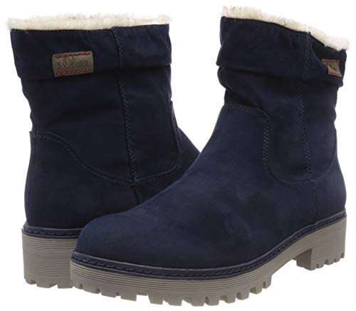 Snow Blue S 26475 Boots 21 Women''s 805 oliver navy qIwfF