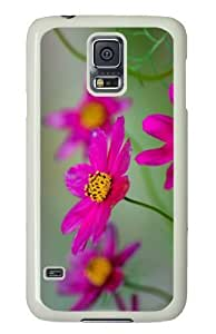 Customized Samsung Galaxy S5 White Edge PC Phone Cases - Personalized Colorfull 2 Cover