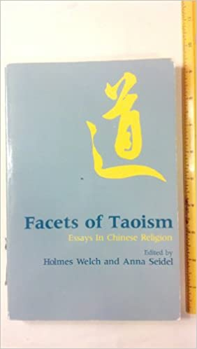 facets of taoism essays in chinese religion holmes welch anna  facets of taoism essays in chinese religion holmes welch anna seidel 9780300026733 com books