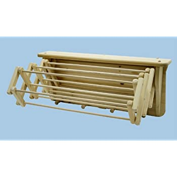 Amazon.com: Robbins Home Goods HG-UWR Expandable wall rack