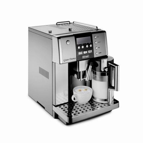 DeLonghi PrimaDonna - Cafetera (Capuchino, 1.8L, Café): Amazon.es ...