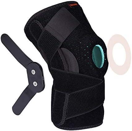 Thx4 Copper Hinged Knee Brace product image