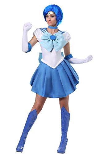 Sailor Mercury Costume Small