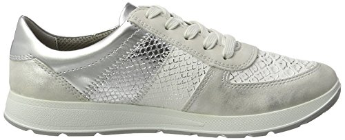 Silber Jenny Ice 07 Donna cloud Weiss Bianco Glendale Sneaker rIxqwa0rH