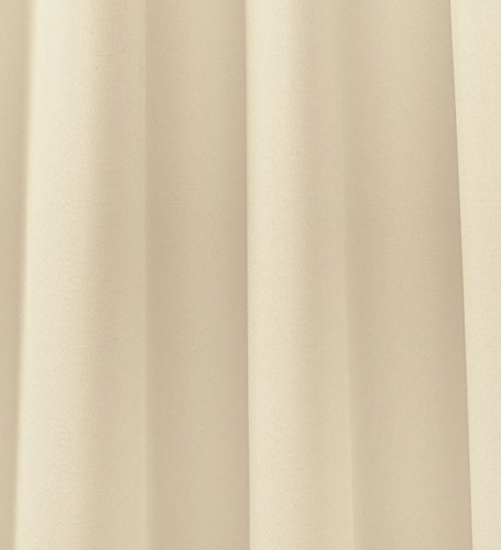 UV Resistant Outdoor Grommet Top Curtain Khaki