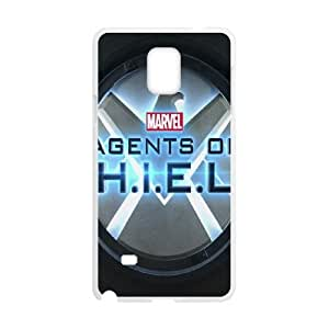 S.H.I.E.L.D For Samsung Galaxy Note 4 Phone Case & Custom Phone Case Cover R86A650355