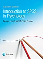 Introduction to SPSS in Psychology, 7th Edition Front Cover