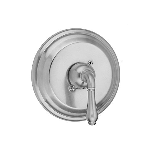 Jaclo A236-TRIM-PCH Traditional Round with Lever, Polished Chrome by Jaclo