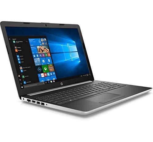 HP 15 db1059au 15.6-inch Laptop (Ryzen 3 3200U/4GB/1TB HDD/Win 10/MS Office 2019/AMD Radeon Vega 3 Graphics), Natural Silver