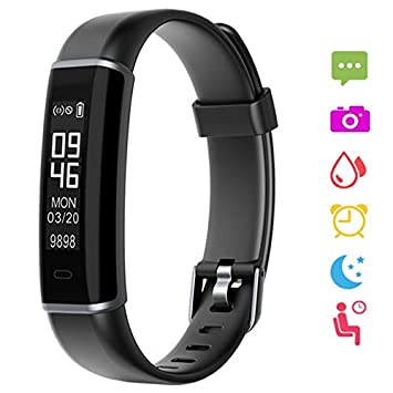 Amazon.com: XGODY ID 130HR Fitness Tracker con monitor de ...