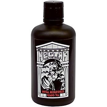Nectar For The Gods Mega Morpheus Guano Tea, Fertilizer, 1-Quart, Black