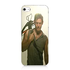 The Walking Dead Daryl Dixon Printing Case Cover for Iphone 5 5s 2013 New