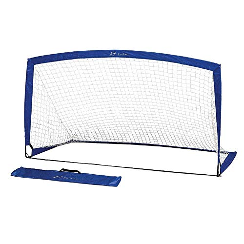 EastPoint Sports Equalizer Easy Setup Durable Steel Soccer Goal 6.5FT X 3.25FT