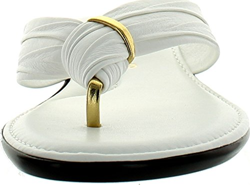 Damianis Womens 169 Made In Italy Fashion Sandals White uDM9V