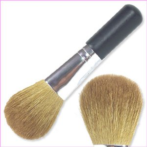 Grl Cosmetics Red Sable Travel Size Blush Makeup Brush