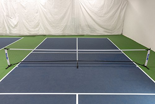 Classic PickleNet Pickleball Net System (Set Includes Metal Frame and Net in Carry Bag) by Oncourt Offcourt (Image #2)