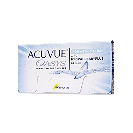 Buy Acuvue Oasys Bi-Weekly Contact Lens - 6 Pieces (-3.25) Online at Low  Prices in India - Amazon.in 0ac976e9ff