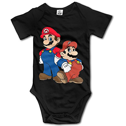 Lovely The Super Mario Bros Baby Onesie Newborn Outfits -