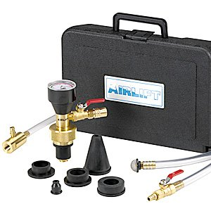- UView Airlift Cooling System Leak Checker and Airlock Purge Tool Kit