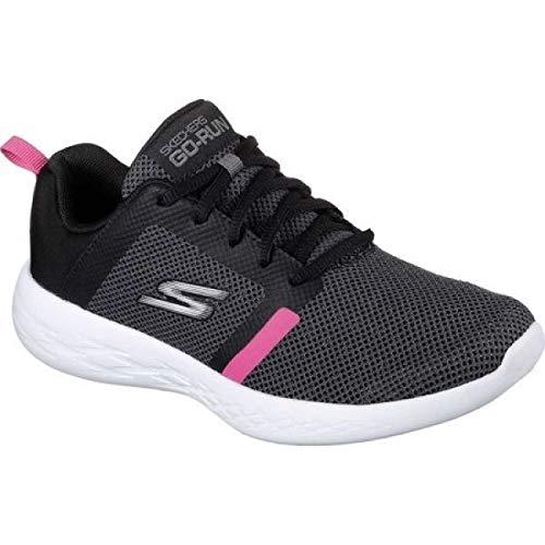 (スケッチャーズ) Skechers レディース ランニング?ウォーキング シューズ?靴 GOrun 600 Running Shoe [並行輸入品]