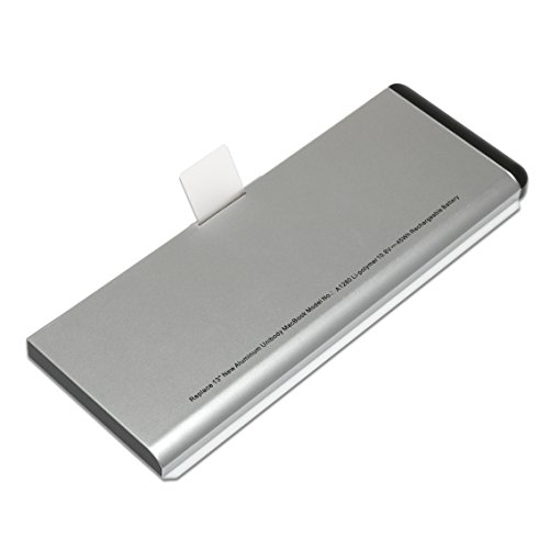 A1280 New Laptop Battery for A1278 (2008 Version) MacBook 13-Inch Series, Fit for MB771G/A MB467LL/A MB466LL/A ()