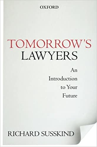 Book Tomorrow's Lawyers: An Introduction to Your Future