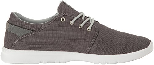 Etnies Scout, Color: Charcoal/Heather, Size: 41 Eu / 8 Us / 7 Uk