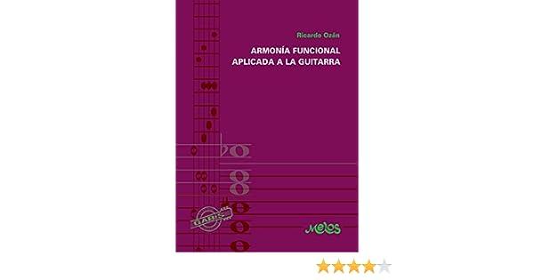 ARMONÍA FUNCIONAL APLICADA A LA GUITARRA eBook: OZÁN, RICARDO ...