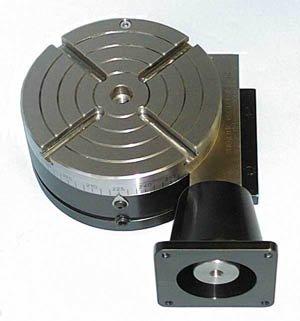 Sherline 3700, CNC Ready, Rotary Table with Motor Mount