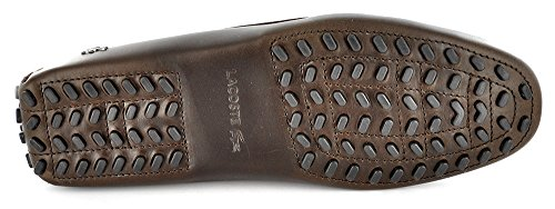 Lacoste Men's Concours 9 Penny Driver 26Srm3013-078 7.5 M Brown