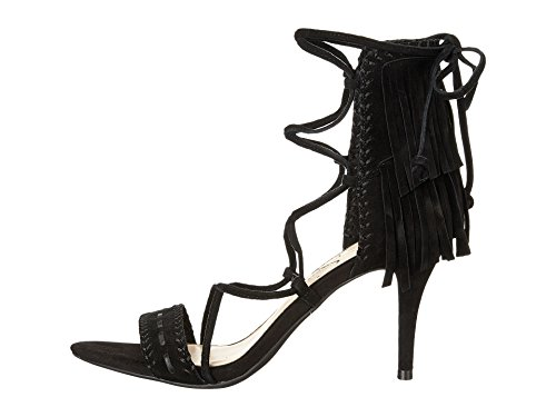Jessica Simpson Women's Mareya Dress Sandal, Black, 7.5 M US - Jessica Simpson Braid