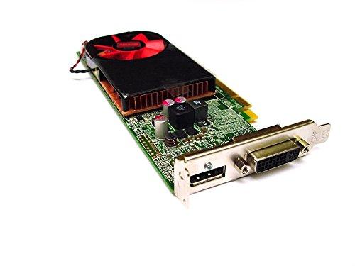 Dell ATI AMD Radeon R7 250 PCI-E Graphics Card 2Gb , DVI and DisplayPort ,  Low Profile Half Height Bracket version for SFF (Small Form Factor PCs) ,