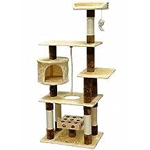 Go Pet Club IQ Busy Box Cat Tree SF051