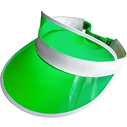 62c29fee8f5 Dealer Visor Green - Poker Dealer Visor