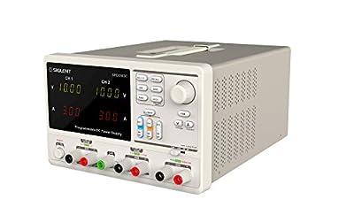 Siglent Technologies SPD3303C DC Power Supply