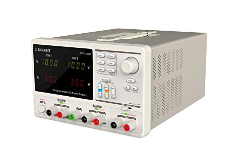 Siglent Technologies SPD3303C DC Power Supply