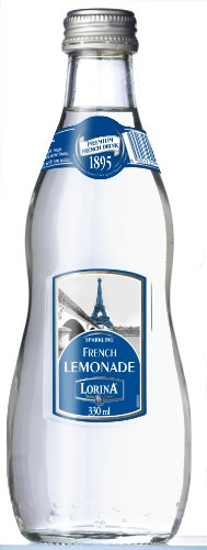 Lorina Sparkling French Limonade, 11.1-Ounce (Pack of 12)