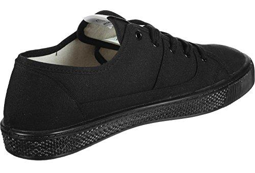 Levis Herren Schuhe/Sneaker Malibu Schwarz 43