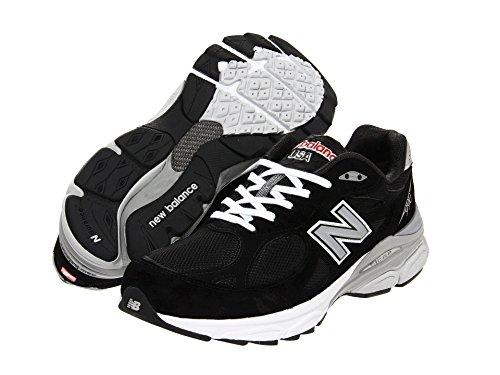 [new balance(ニューバランス)] メンズランニングシューズ?スニーカー?靴 M990v3 Black 10 (28cm) D - Medium