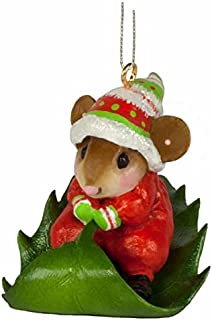 product image for Wee Forest Folk M-629a Holly Express Ornament (Retired)