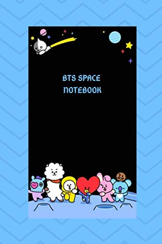 BTS Space Notebook