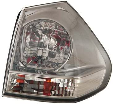 Amazon Com Carlights360 For 2004 2005 2006 Lexus Rx330 Tail Light Assembly Passenger Side W Bulbs Replacement For Lx2801118 Automotive