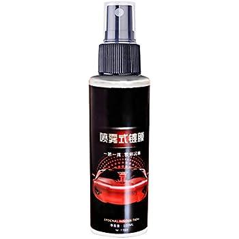 Amazon Com 9h Nano Car Paint Ceramic Coating Spray Kit