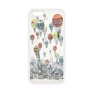 """ZK-SXH - hot air balloon Personalized Phone Case for iPhone6 Plus 5.5"""", hot air balloon Customized Phone Case"""