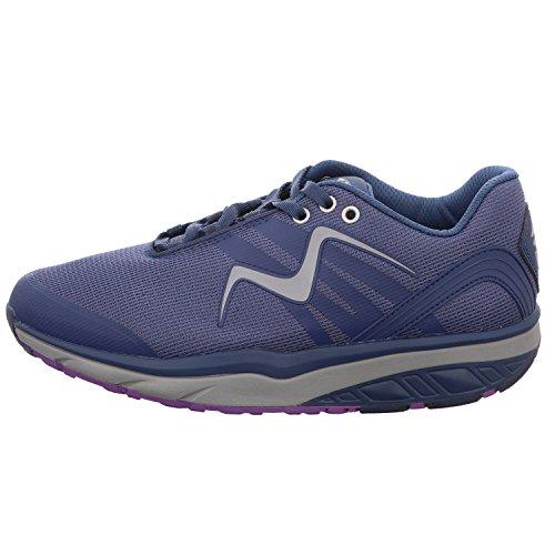 Blu Scarpe Blu Leasha Fitness W Indaco Mbt 17 qt0wwS4FX