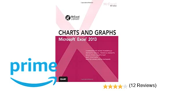 Amazon.com: Excel 2013 Charts and Graphs (MrExcel Library ...