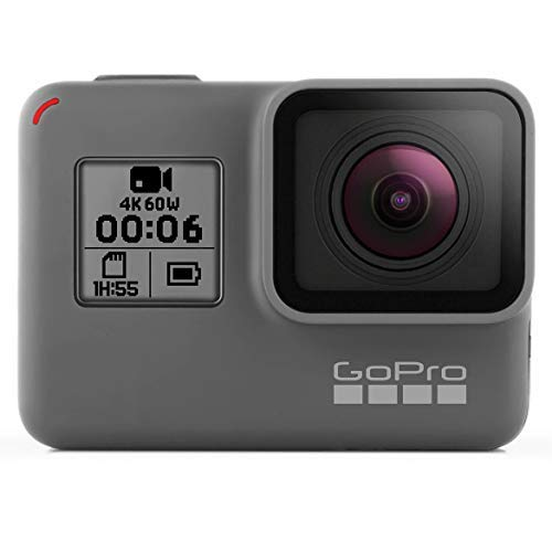 GoPro HERO6 Black Action Camera by GoPro